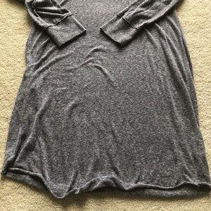 Aritzia Dresses - ‼️final cut‼️aritzia midi bodycon cotton dress